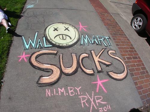 Walmart Sucks NIMBY
