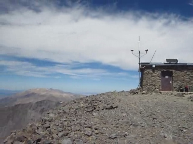 536 White Mountain Peak Summit Panorama Video