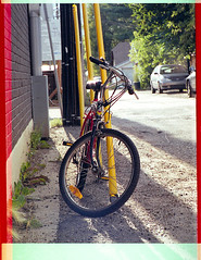 Alley Bicycle