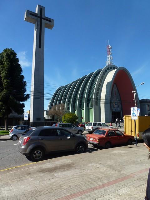 The earthquake proof church