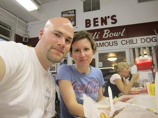 Restaurant Review: Ben's Chili Bowl