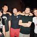 Anna, Phil, Joe, Justin and Brandon. Photobombed by Priscilla. by ir0cko