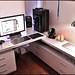 My new desk by Geekah