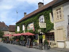 Main Street - St Leon sur Vezere