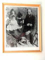 The Trask Family, Yaddo