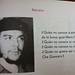 un extranjero: mas nombrado que nuestro héroe nacional Jose Marti ...