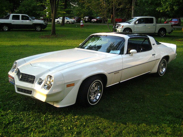 1978 Chevrolet Type Lt Camaro With Factory T Tops Flickr Photo Sharing