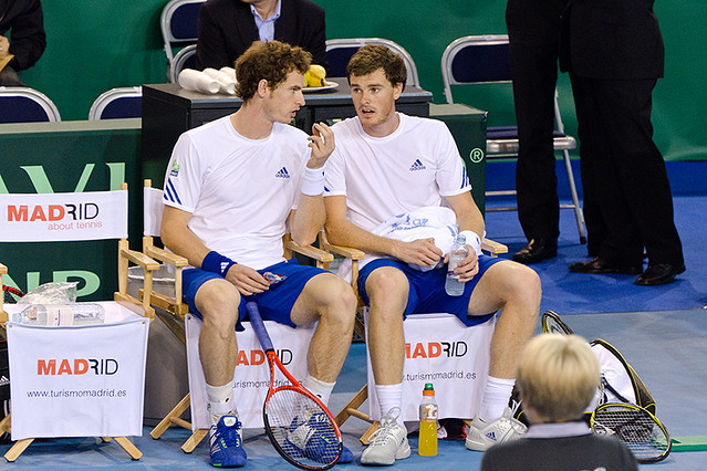 Andy & Jamie Murray