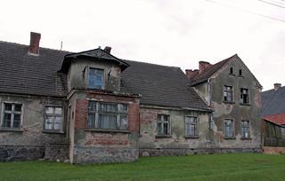 ehemaliges Haus des größten Bauern im Ort