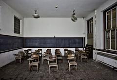 classroom by nerradk