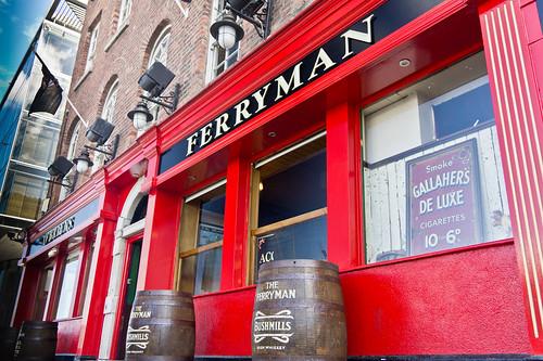 Dublin Docklands - The Ferryman Pub & Hotel