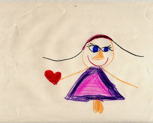 by Allison L., age 4