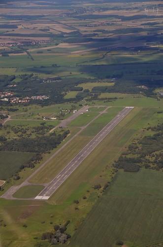 Flugplatz Stendal-Borstel EDOV