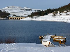 Ladybower Cold Snap