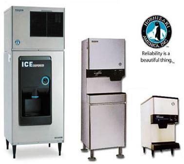 Hoshizaki Commercial Ice Dispensers