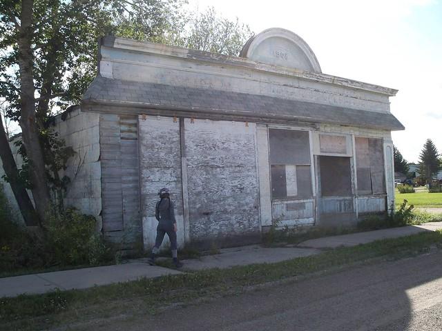 Abandoned Shop, Elfros SK