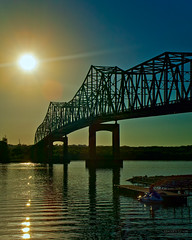 Lacon Bridge