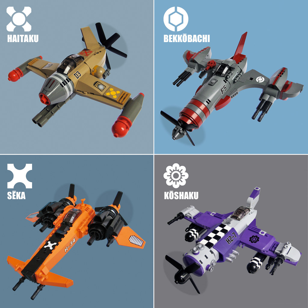 Sky Fighters Roundup 2