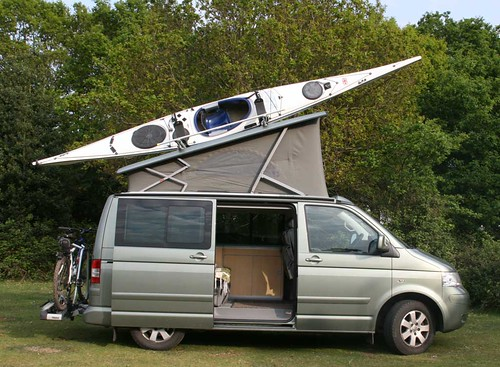 easy lift versus roof bars for vw california the uk rivers guidebook. Black Bedroom Furniture Sets. Home Design Ideas