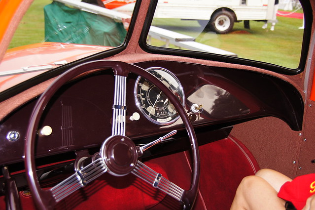1937 Airmobile Experimental Dash