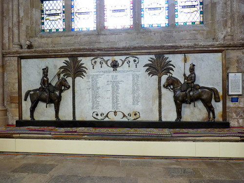 9th Queen's Royal Lancers Memorial