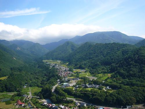 mountain temple yamagata