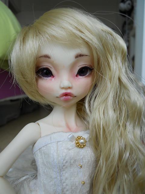 Rhubarbe noble dolls ma petite raiponce - Raiponce petite ...