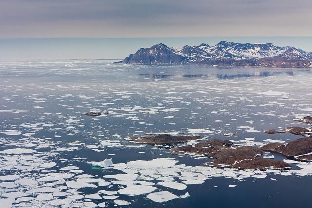 Greenland - Angmagssalik Island