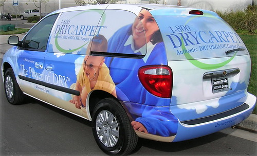 Vehicle wrap graphics