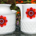 Schirnding Creamer & Sugar Bowl, 1960's by Roadsidepictures