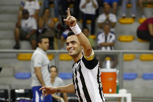 Falcão - Eleito melhor atleta de futsal por 4 vezes