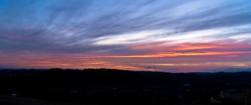clouds sunrise bluehour hagen sonnenaufgang blauestunde eilpe