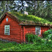 Soldattorpet - The Soldiers' Cottage in Skansen, Sweden by nabilishes [on and off]