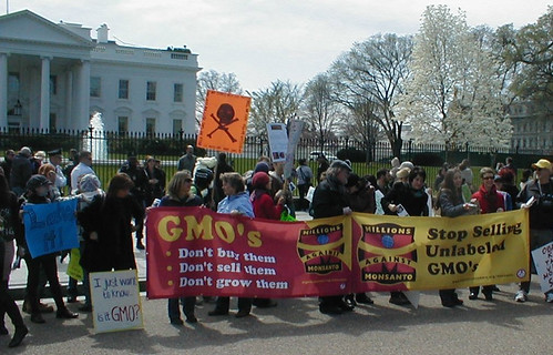 Rally for the Right2Know About GMOs March 26, 2011