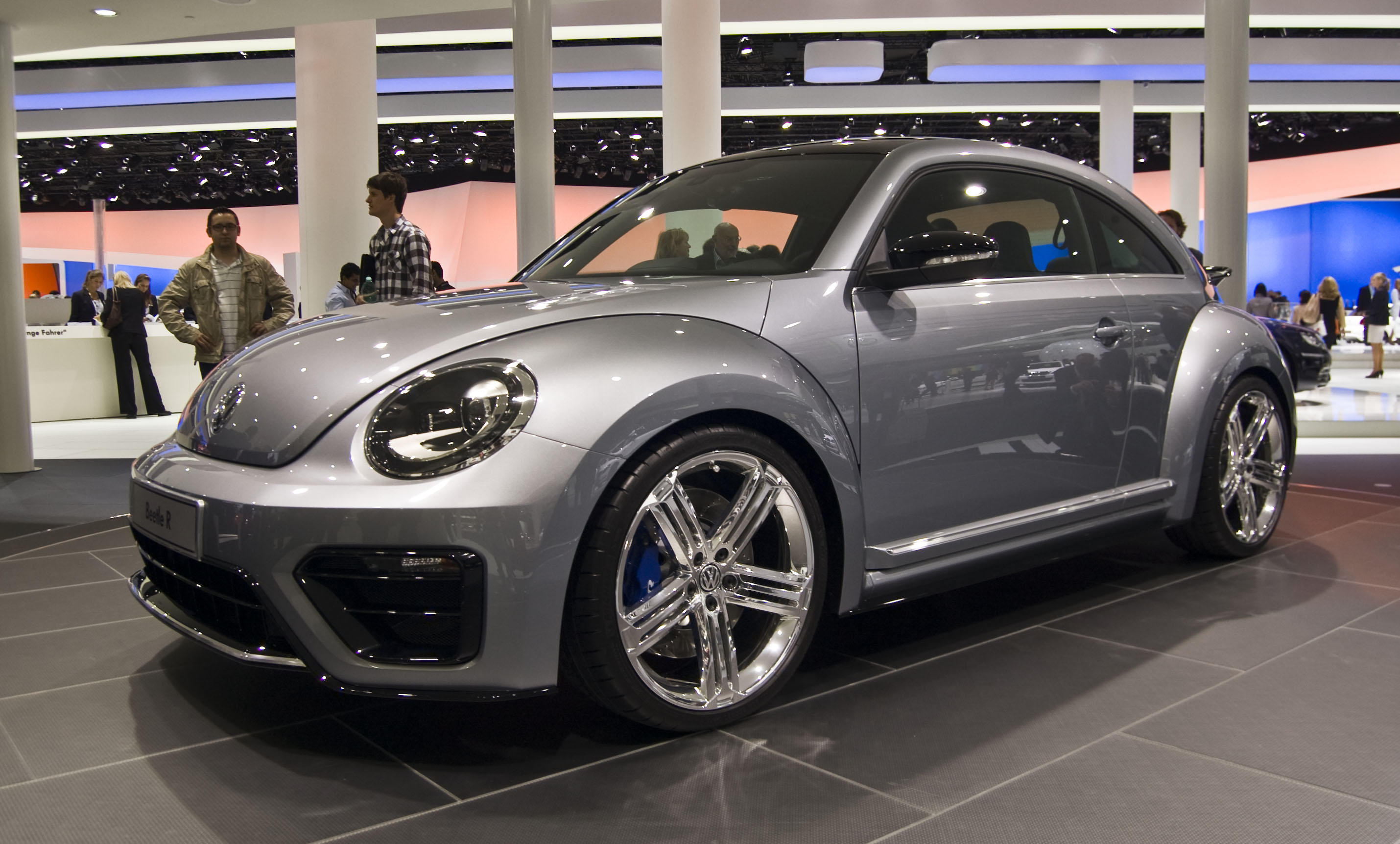 2011 volkswagen beetle r concept images pictures and videos. Black Bedroom Furniture Sets. Home Design Ideas