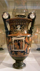 history of ancient greek pottery volute krater pottery classes