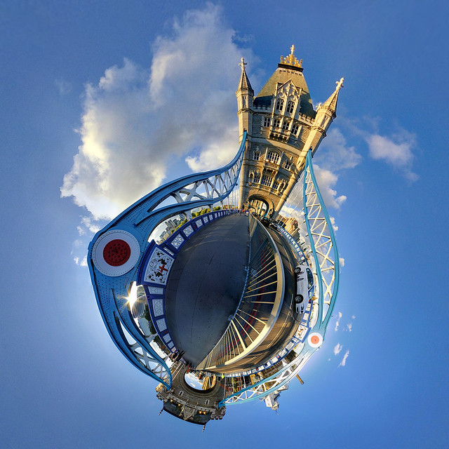 Little Tower Bridge Planet