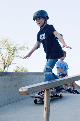 Elena skate park