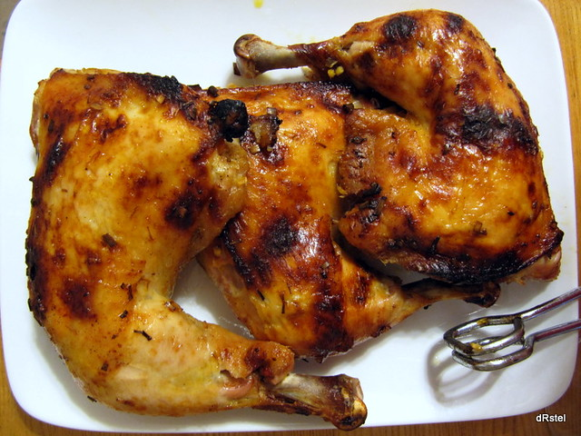 chicken inasal | Flickr - Photo Sharing!
