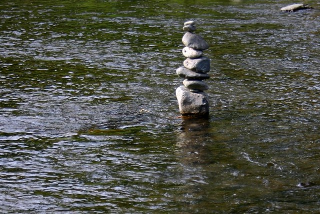 River art I