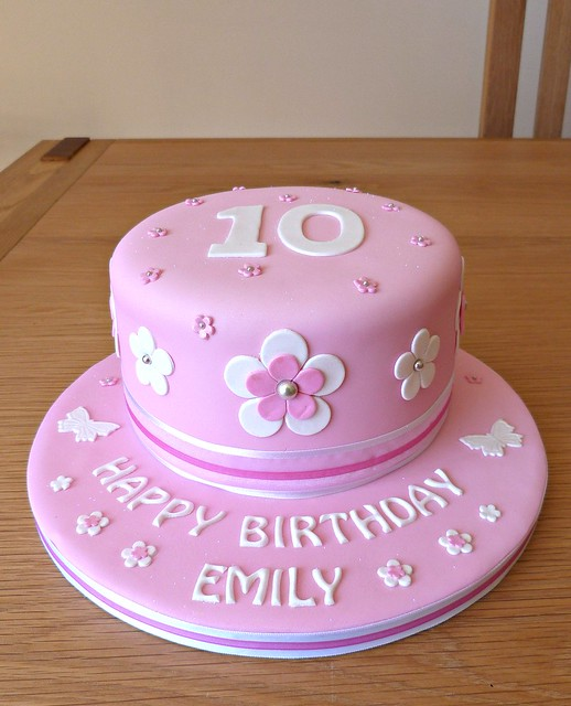 Birthday Cake Images Emily : photo