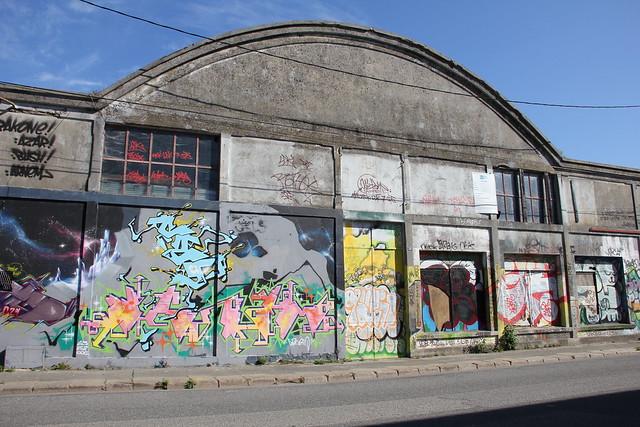 Port de commerce de brest friches quai a consid re flickr photo sharing - Restaurant port de commerce brest ...