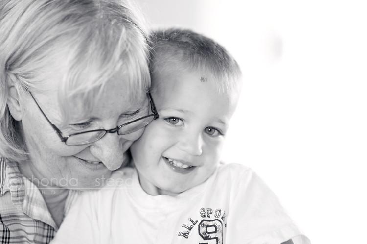 aug 7 - Grandma & Eli