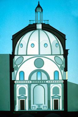 Brunelleschi Old Sacristy of Brunelleschi s Old