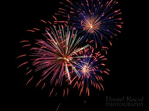 Ferias y fiestas 2011 - Fuegos artificiales