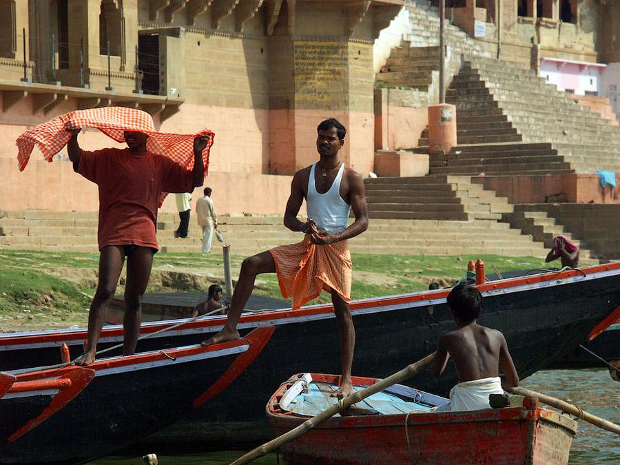 Варанаси (Бенарес, Каши), Индия 2007-0017