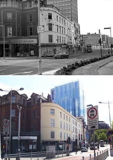 Broad Quay, Baldwin Street  1975 - 2011