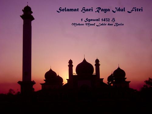 Selamat Lebaran (explore 28/08/2011)