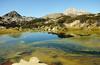 Banderishko lake, Pirin national park, Bulgaria