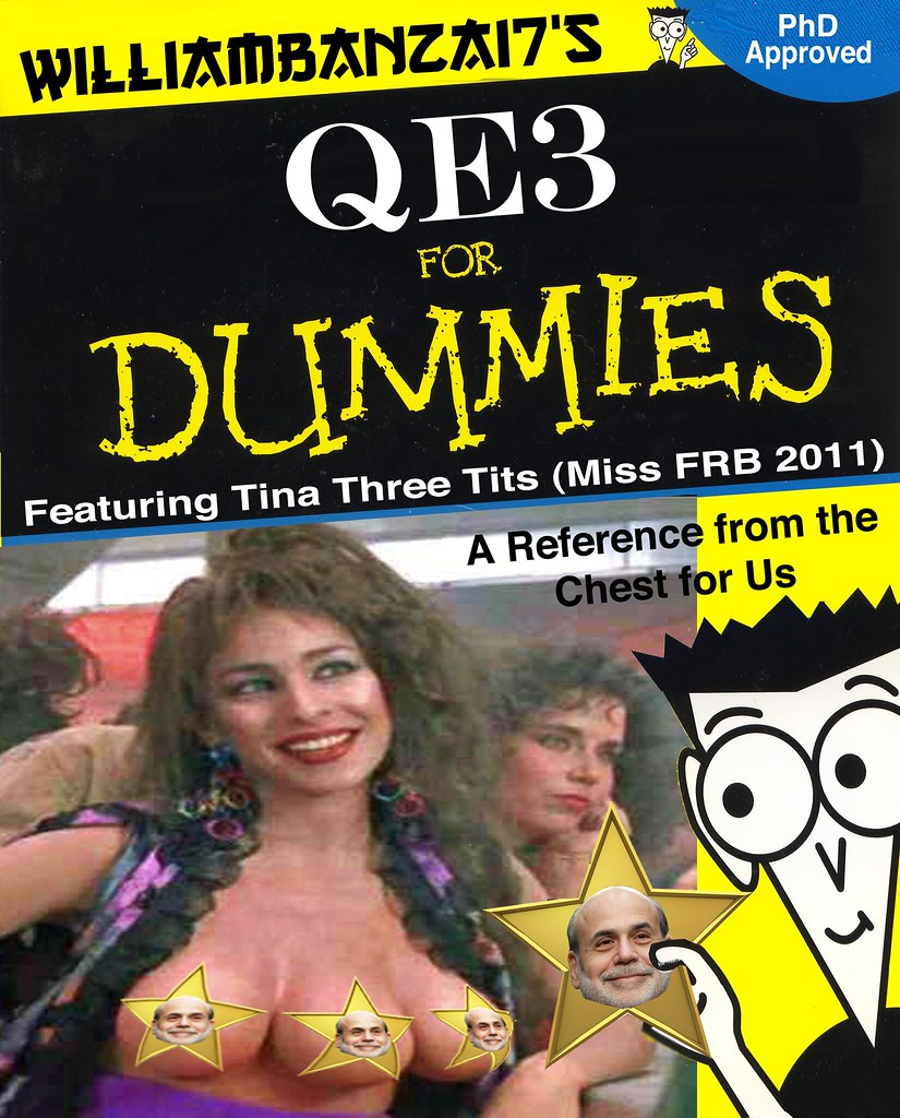 QE3 FOR DUMMIES